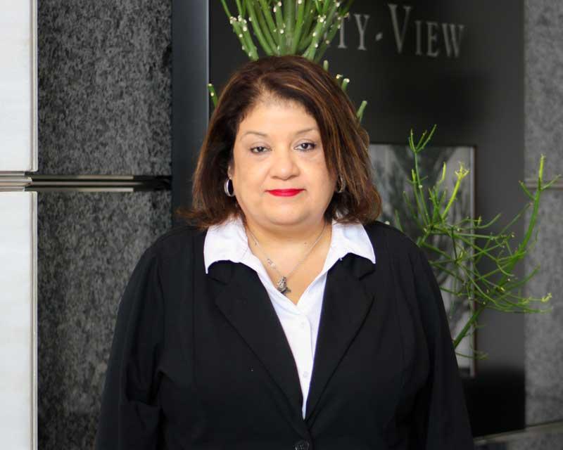 Photo of Barbara Hernandez