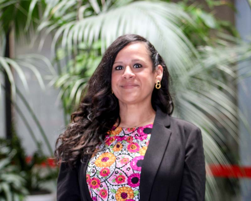 Photo of Kathryn Flores-Perez