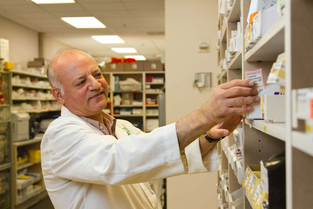 Pharmacist for Medicare coverage